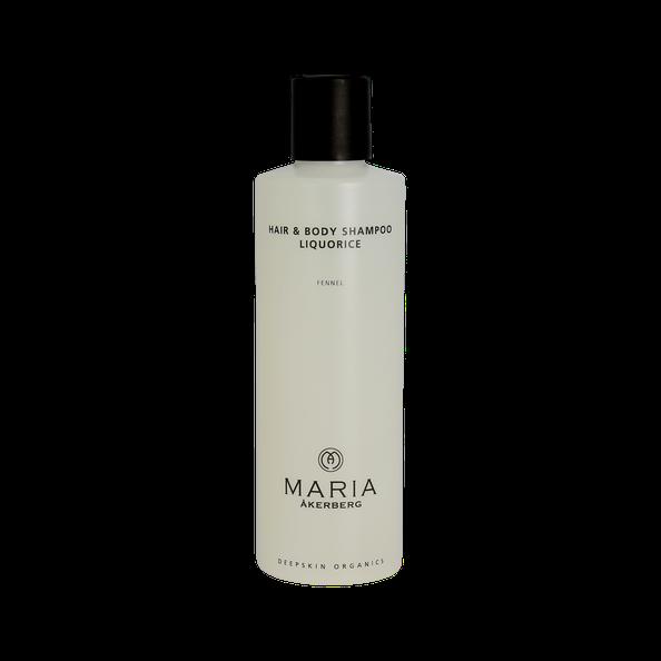 Hair & Body Shampoo Liquorice 250 ml