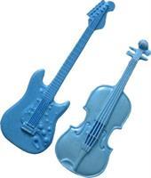 FI Silikonform Musikk Instrument (SH135)