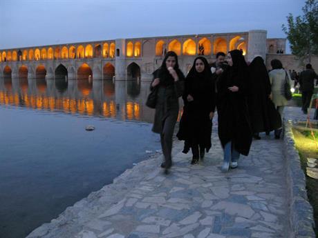 Kulturreise til Iran våren 2017