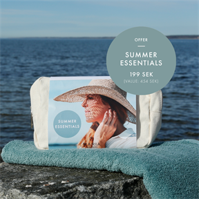 SUMMER ESSENTIALS - 199 kr (ord 454 kr)