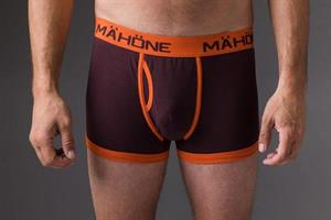 Mähöne Boxers Brown/Orange