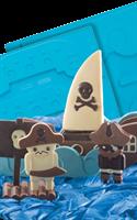 Silikonform Pirates