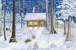 Joulun etsintä adventtikalenteri