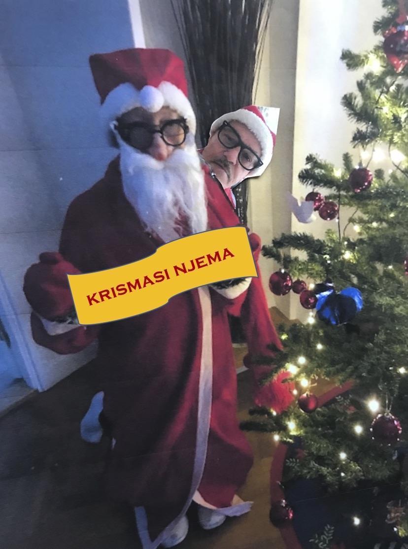 GOD JUL / MERRY CHRISTMAS / KRISMASI NJEMA