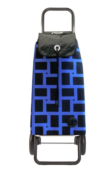 Shoppingvagn Rolser RG Logic Geometric azul