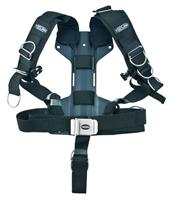 Tecline Comfort Harness m/H bakplate
