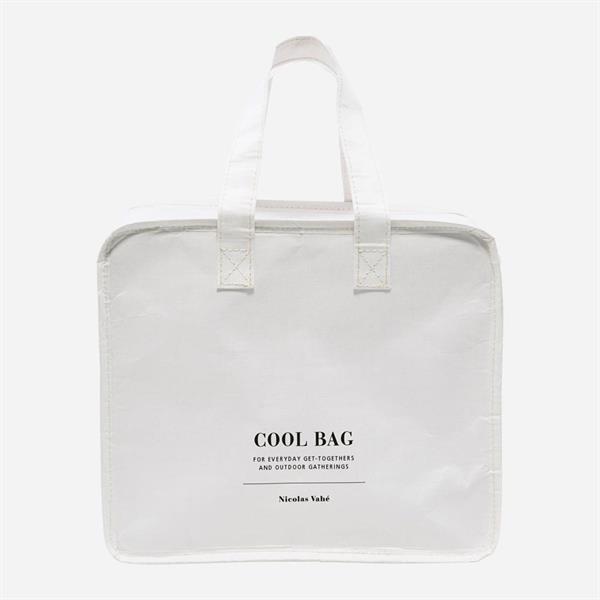 Nicolas Vahe Cool Bag, White