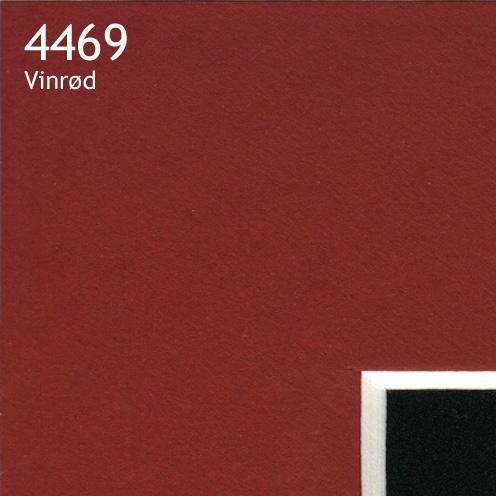 4469 vinrød