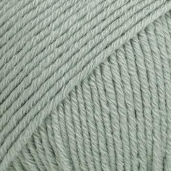 Cotton Merino Sjøgrønn