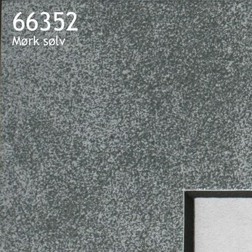 66352 mørk sølv