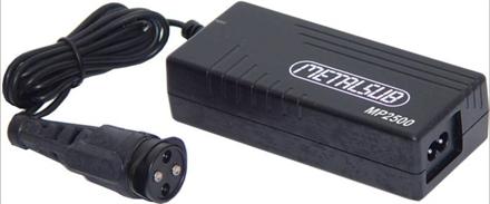 Metalsub hurtiglader MP2500 (canister batterier)