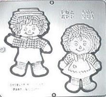 Plastform Gutt og Jente