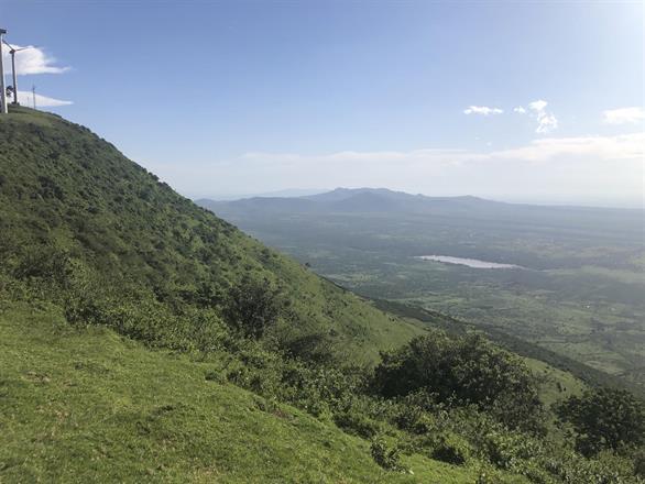 Rift Valley is Massai Land