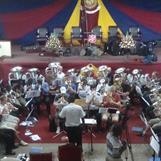 Massed Bands Nairobi Central