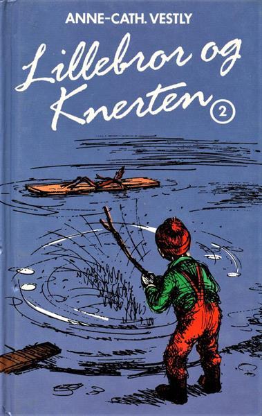 Lillebror og Knerten 2 (bok 2/2 av 3 bøker i