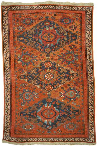 2075 Kaukasisk soumak 160 x 105