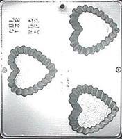 Plastform Skål hjerte