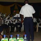 2010 Kibera Band - Robert Simiyu conductor