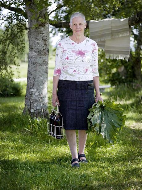Berit på Rönngården, Lits Böle