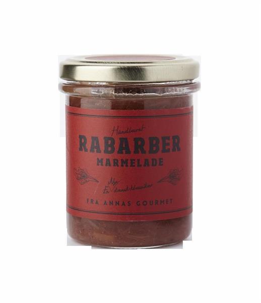 Rabarbra Marmelade 210g