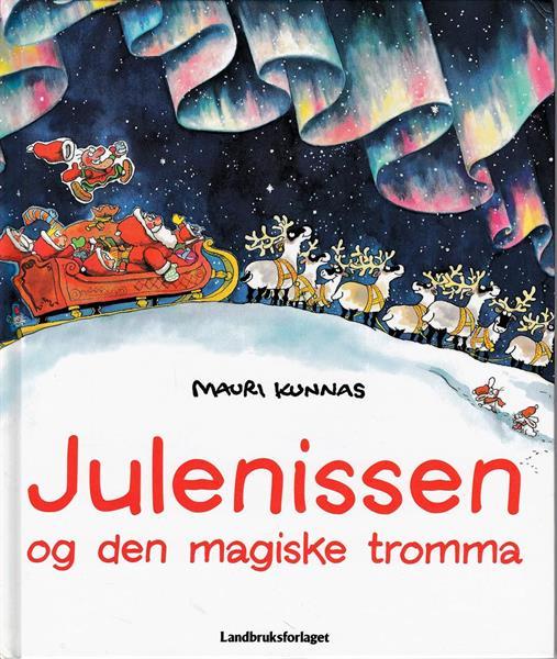 Julenissen og den magiske tromma