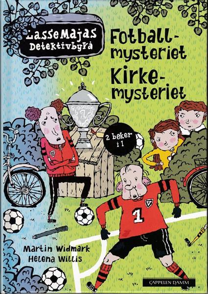 LasseMajas Detektivbyrå: Fotball-mysteriet og Kirk