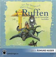 Ruffen og det hemmelige havfolket (LYDBOK)