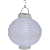 Solcell Lantern vit Star Trading