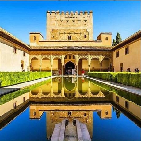 En heldag i Alhambra