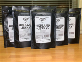 Hukanmäki Highland Jerky kuivaliha 100 g