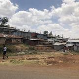A little bit better part of Kibera