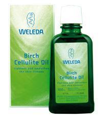WELEDA Koivu Selluliittiöljy 100 ml