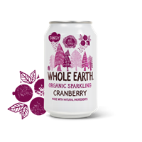 Whole Earth Karpalo limu 330 ml LUOMU