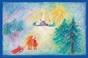 Joulukylä-adventtikalenteri