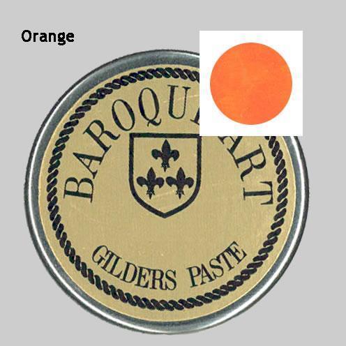 Gilders paste orange