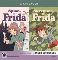 Spion-Frida + Skremme-Frida