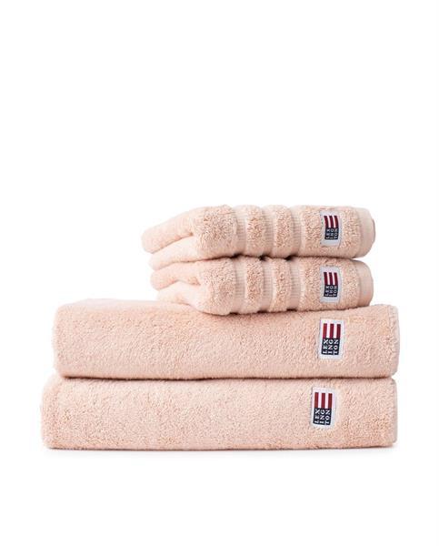 Lexington Original Towel Rose Dust, 30 x 50 cm