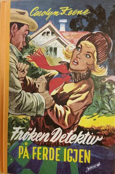 Frøken Detektiv (#06) - på ferde igjen