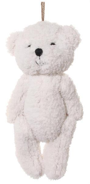Shishi Teddy bear white 19cm