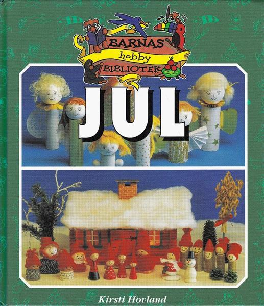 Jul. Barnas hobby-bibliotek