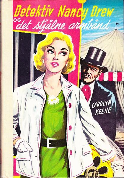 Detektiv Nancy Drew (#31) - og det stjålne armbånd