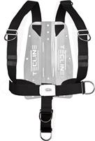 Tecline ALU BP m/DIR harness