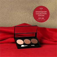 EYESHADOW COLLECTION COCOA - endast 1 kvar