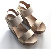 Bionatura Kiilakorko sandaali, Beige