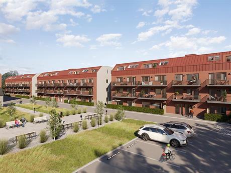 Nytt Projekt: Nyproduktion av 72 lägenheter i Flatås