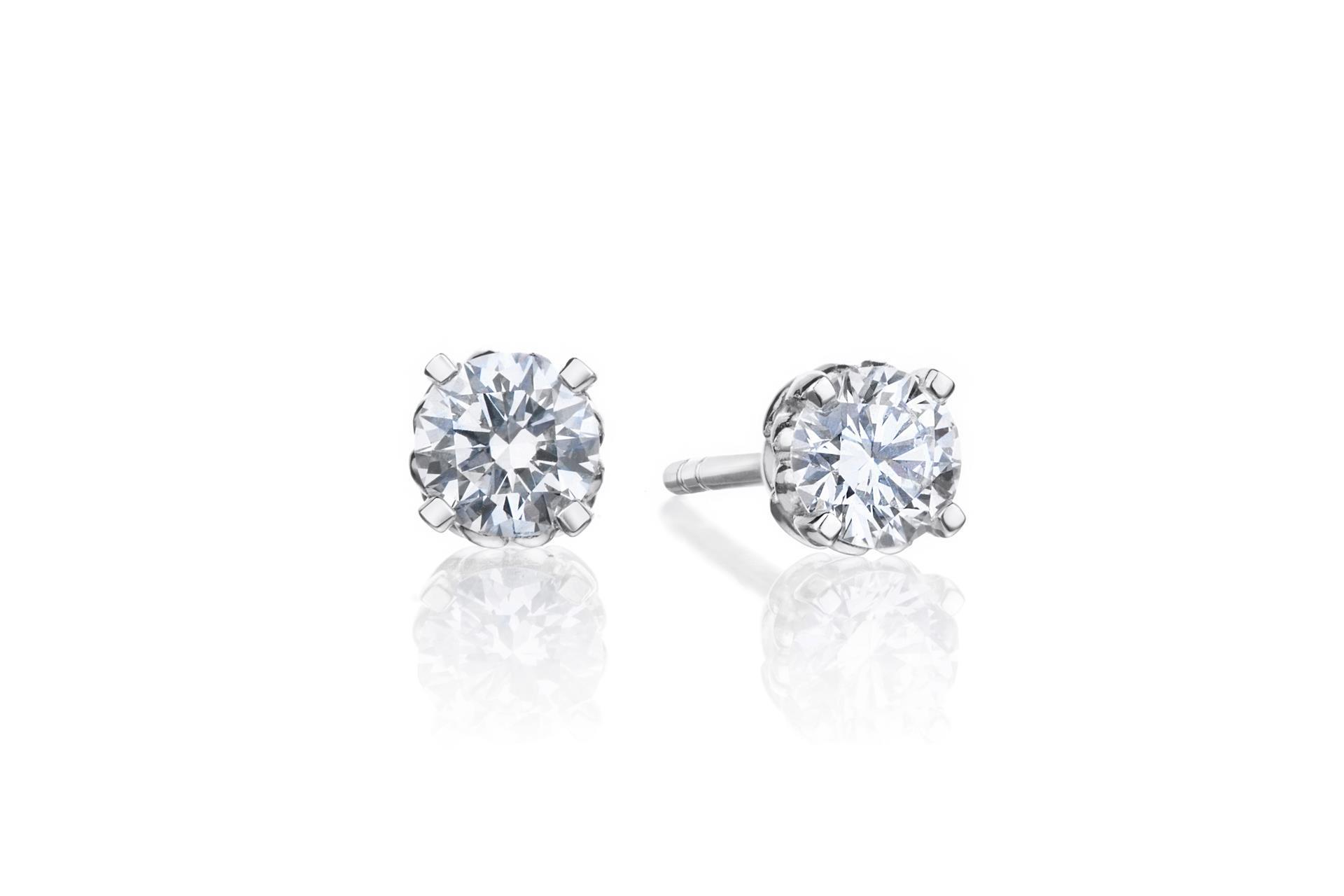 Diamantørepynt