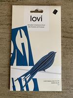Lovikort Svala Blå 10 cm  3D-pussel