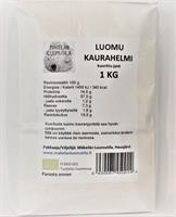 Kaurahelmi (kuorittu kaura) 1 kg, luomu