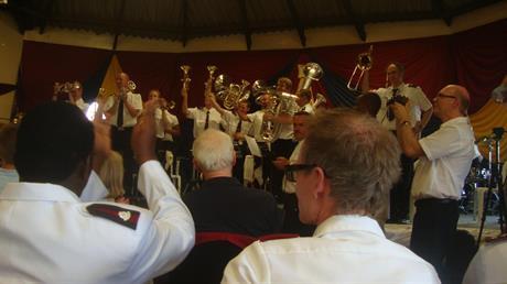 Handing over 23 more instruments