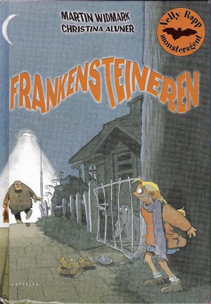 Nelly Rapp - monsteragent: Frankensteineren